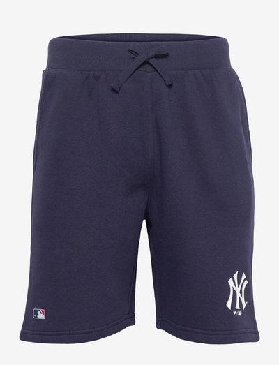 New York Yankees Mid Essentials Sweat Short - short décontracté - navy