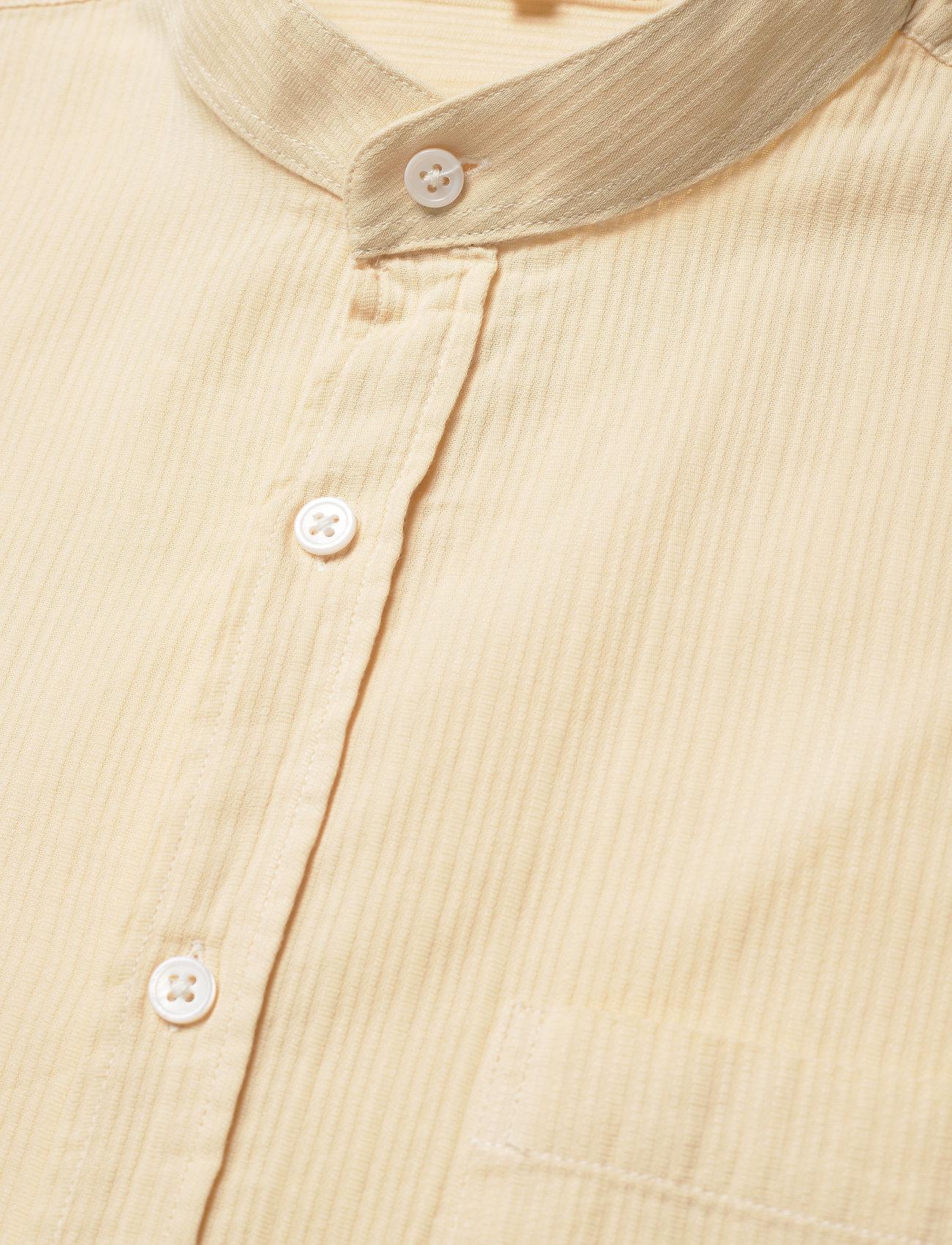 Far Afield - Twombly L/S Shirt - Textured Stripe - koszule lniane - lw - 3