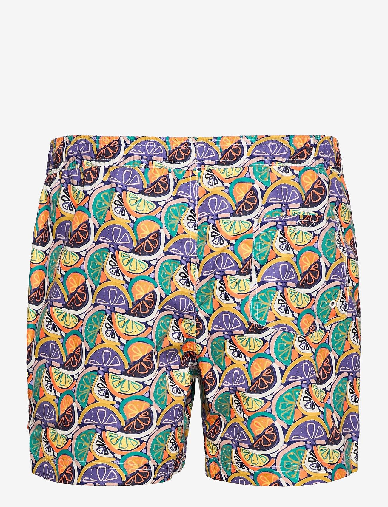 Far Afield - Printed Swimshorts (Recycled Plastic - Fruity) - shorts de bain - multi - 1
