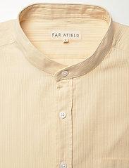 Far Afield - Twombly L/S Shirt - Textured Stripe - chemises à carreaux - lw - 2