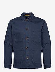 Far Afield - Station Jacket - vestes légères - ensign blue - 0