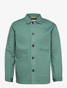 Station Jacket - vestes légères - sagebrush green