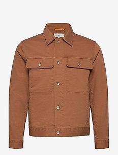 Watts Jacket - vestes légères - thrush