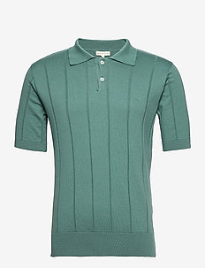 Jacobs S/S Polo - polos à manches courtes - sagebrush green
