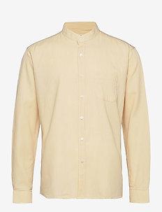 Twombly L/S Shirt - Textured Stripe - chemises à carreaux - lw