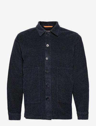 Depot Jacket - vêtements - carbon