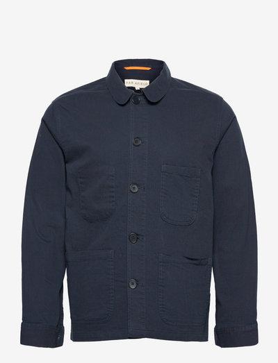 Station Jacket - vêtements - carbon