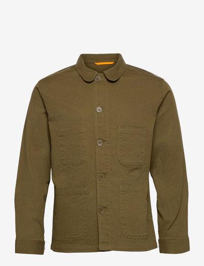Station Jacket - vêtements - dark olive