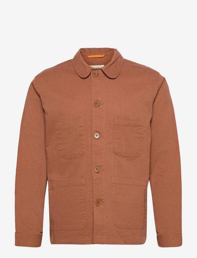 Station Jacket - vêtements - rawhide