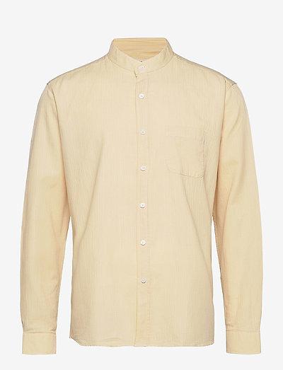 Twombly L/S Shirt - Textured Stripe - koszule w kratkę - lw