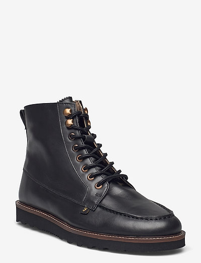 Pantego Boot - veter schoenen - black