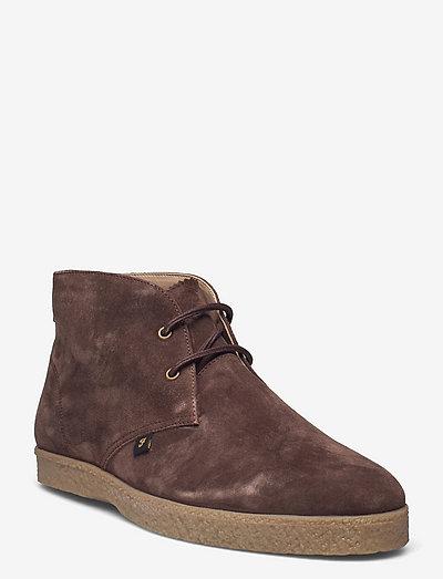 Jonah Mid - desert boots - brown