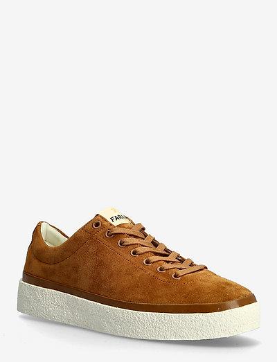 Tyler Cupsole - laag sneakers - tan