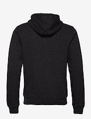 Farah - KYLE HOODIE - basic sweatshirts - black marl - 2