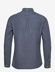 Farah - STEEN SLIM FIT SHIRT - linnen overhemden - bb blue bell - 1