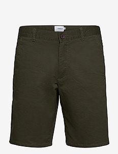 HAWK SHORT CHINO TWI - chinos shorts - farah green