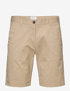 HAWK SHORT CHINO TWI - chinot - light sand