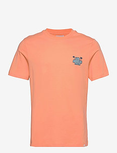 JUDILEE T-SHIRT - basic t-shirts - peach solstice