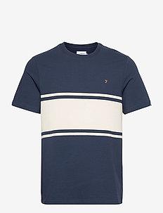 BELAIR T-SHIRT - kortärmade t-shirts - yale
