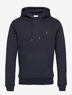 ZAIN HOODIE - basic sweatshirts - true navy