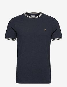 TEXAS T-SHIRT - basic t-shirts - true navy