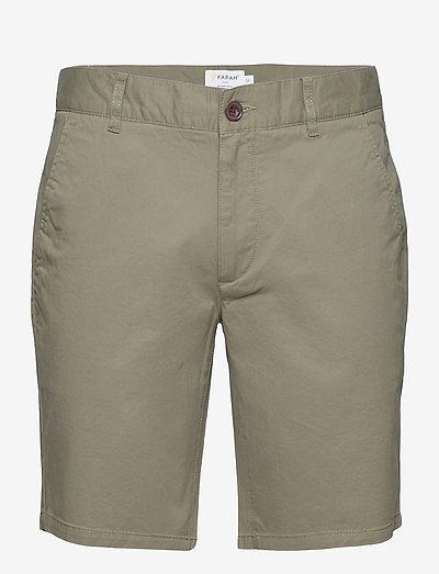 HAWK CHINO SHORT - chinos shorts - vintage green