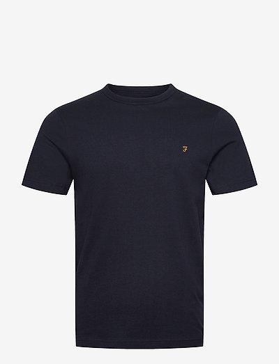DANNY SHORT SLEEVED T-SHIRT - basic t-shirts - true navy