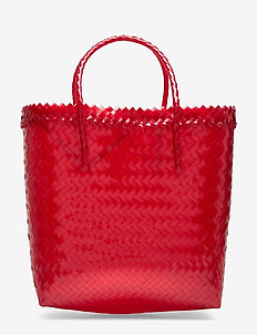 Romy - shoppers - red