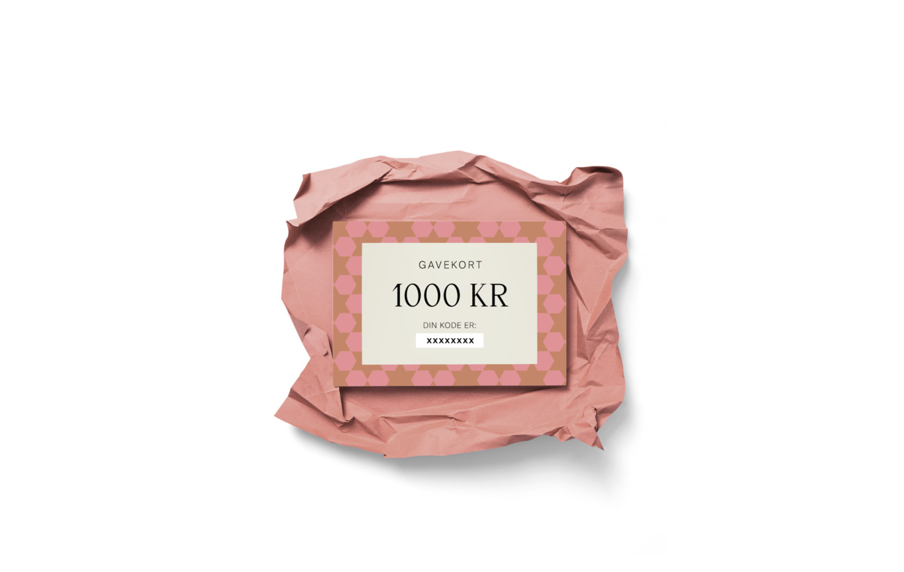 Boozt Gift Gift card - NOK 1000