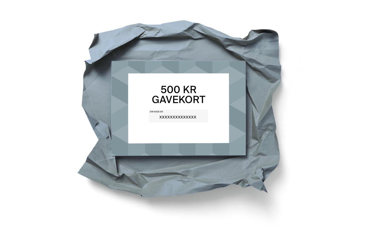Boozt Gift Gift card - NOK 500