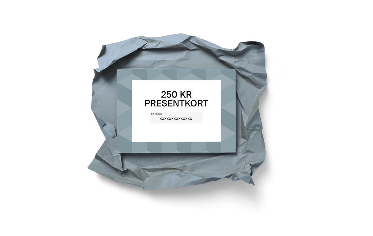 Gift card Gift card - SEK 250