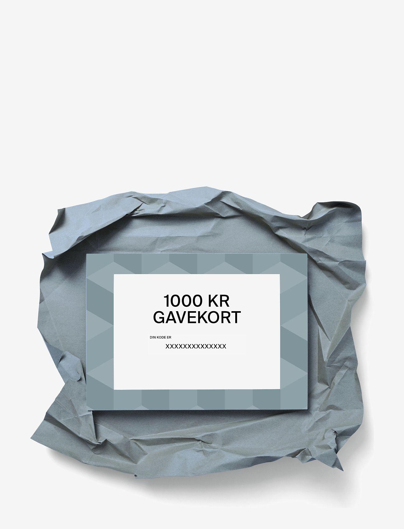 Boozt Gift - Gift card - annet - nok 1000