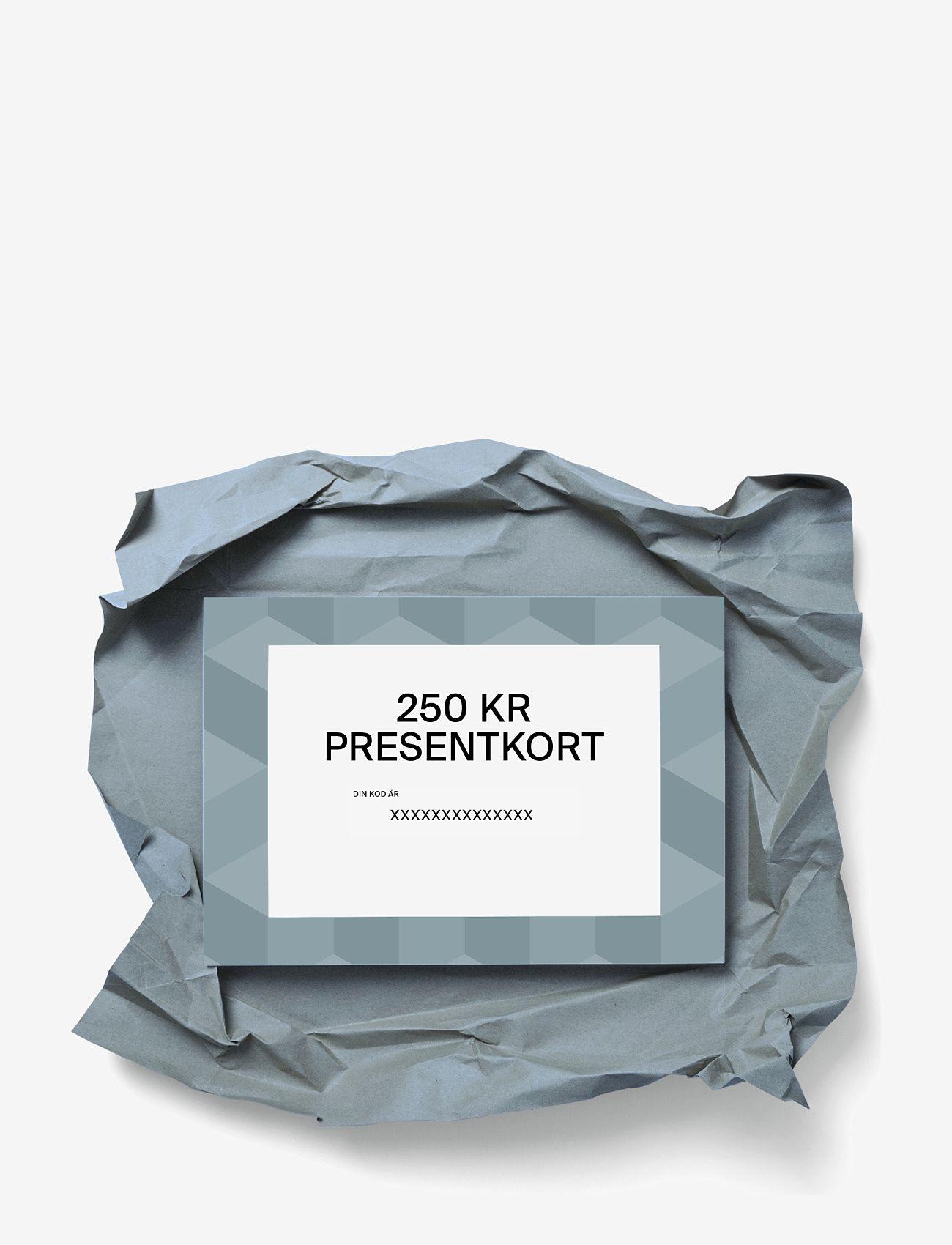 Boozt Gift - Gift card - presentkort - sek 250 - 0