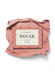 Boozt GiftCard - DKK 1000