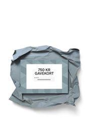 Boozt GiftCard - DKK 750
