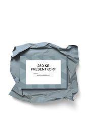 Gift card - SEK 250