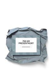 Gift card - SEK 750