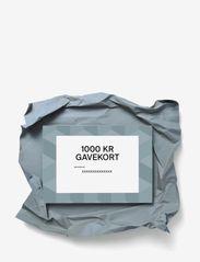 Boozt Gift - Gift card - annet - nok 1000 - 0