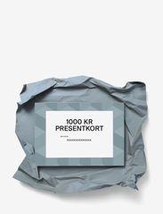 Gift card - SEK 1000