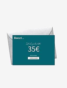 Gift card - muut - fin 35