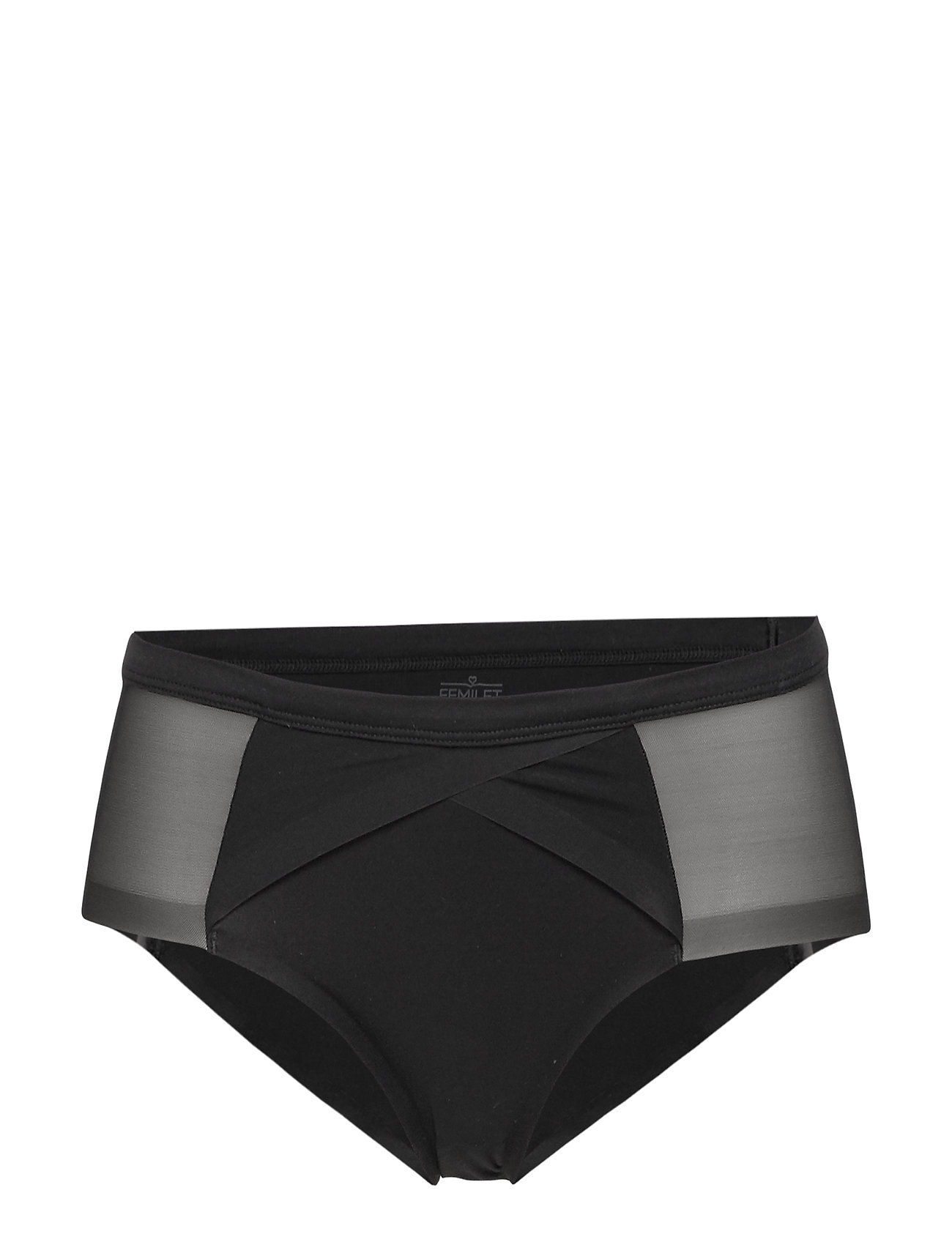 Image of Filippa - Hipster Trusser, Tanga Briefs Sort Femilet (3011858169)