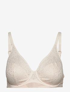 Covering molded bra - TALC