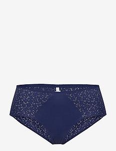 Shorty - briefs - danube blue