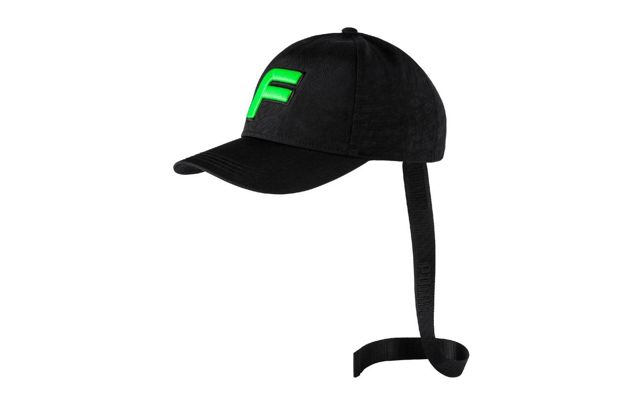 F Cap (Puma Black-green Gecko) (£37.80) - Fenty PUMA By Rihanna ... c3c4f37bc0d