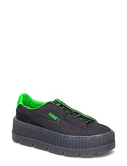 CLEATED CREEPER SURF WNS - PUMA BLACK-GREEN GECKO-PUMA BLACK