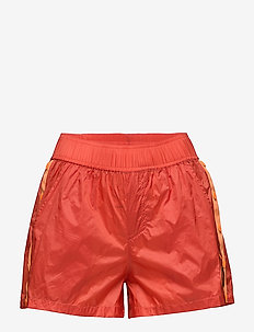 TEARAWAY MINI SHORTS - CHERRY TOMATO