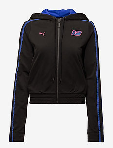 FITTED TEARAWAY TRACK JKT - PUMA BLACK