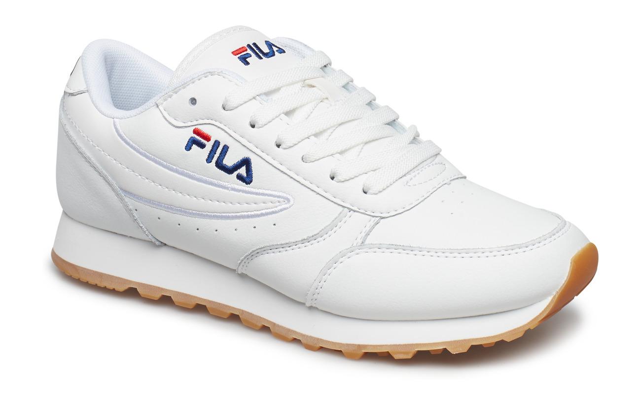 FILA Orbit Jogger Low Wmn (White), (60