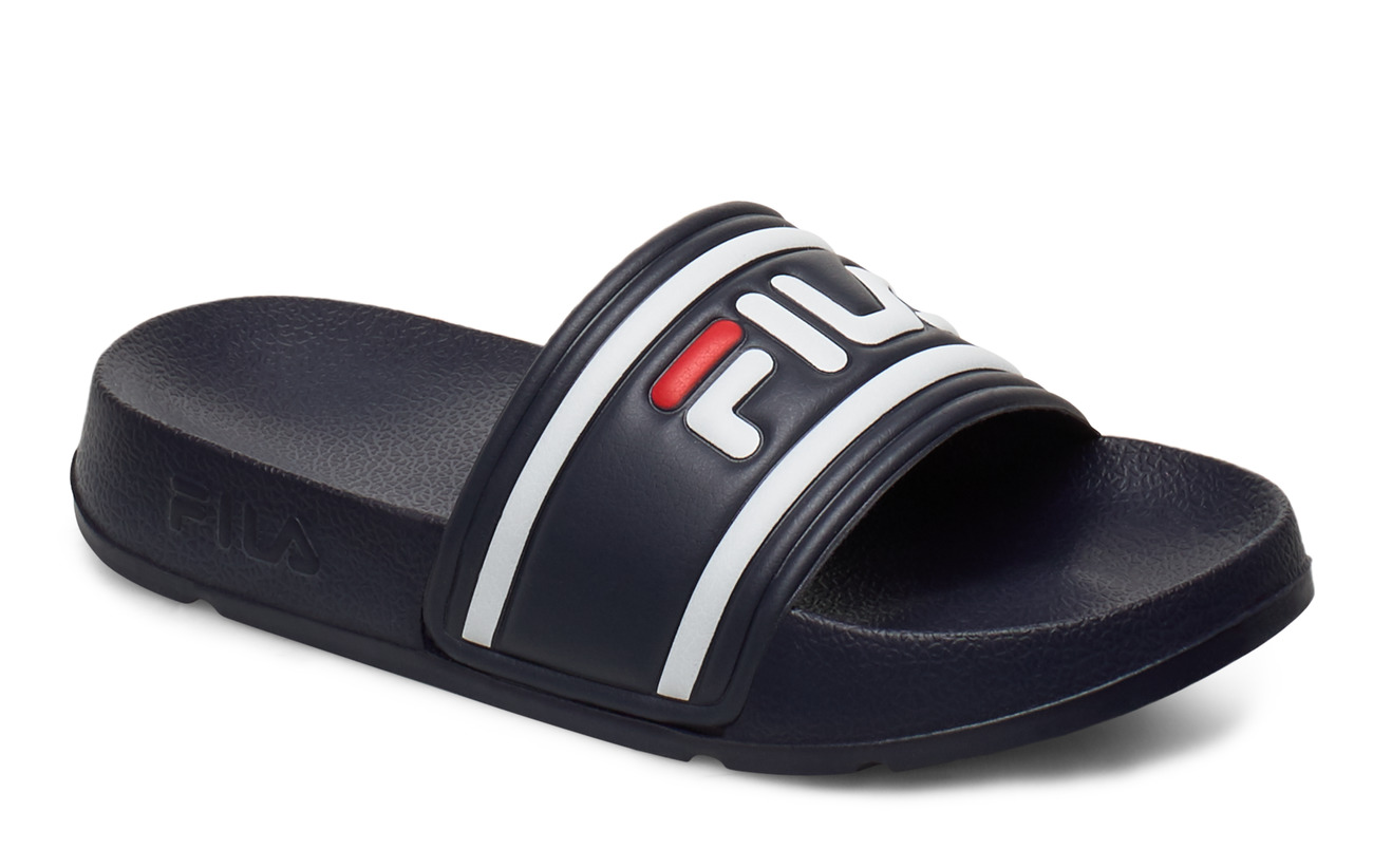 FILA Footwear Morro Bay Slipper JR - DRESS BLUE