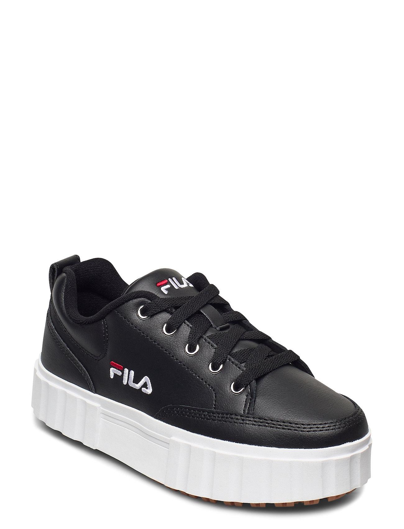 Image of Sandblast L Wmn Low-top Sneakers Sort FILA (3456635365)